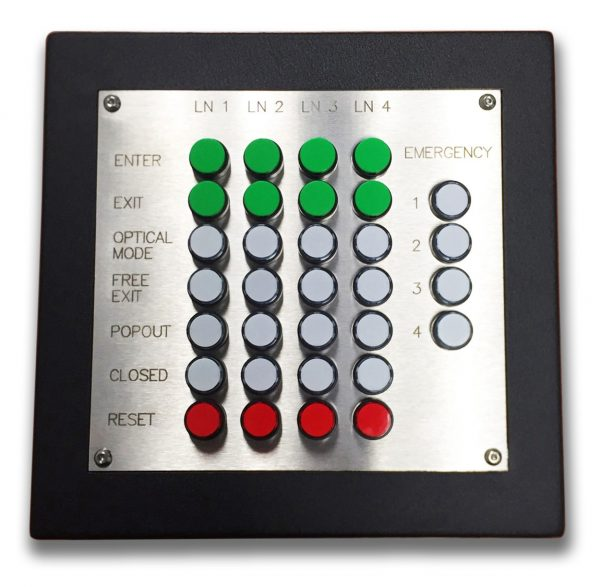 DTC Pushbutton Controller