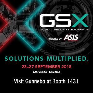GSX/ASIS 2018 - Gunnebo US