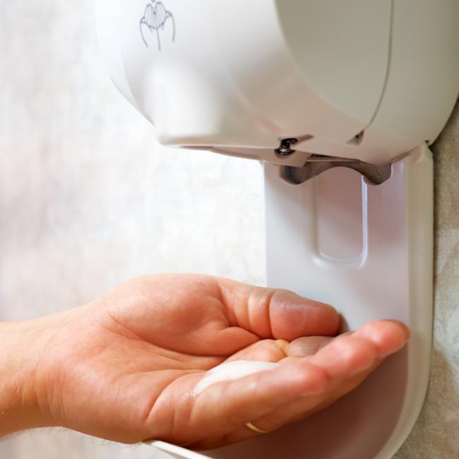 sanitizer-detection