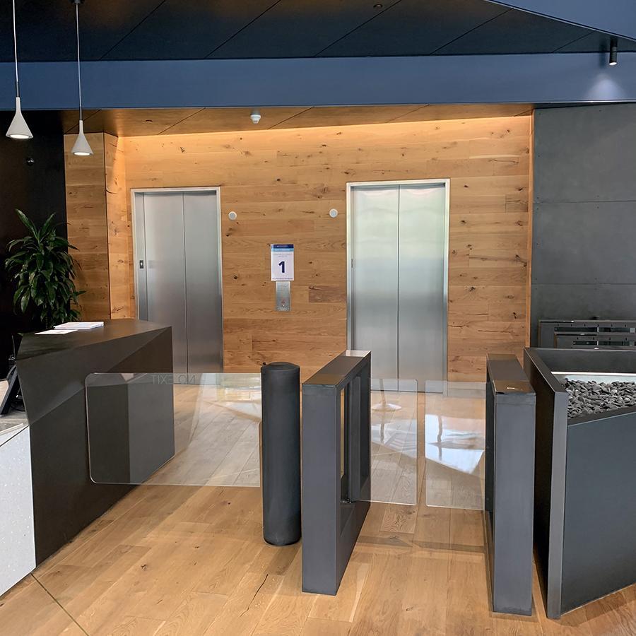 Gunnebo OptiStile 720 and GlasStile-S Installation